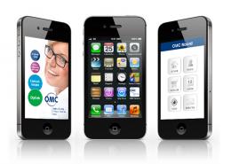 EyeFriends app OMC Noord